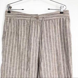 Tommy Bahama Linen Striped Pants
